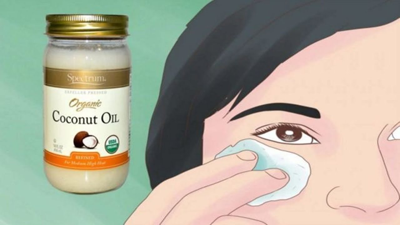 Coconut Oil Will Make You Look 10 Years - Health Benefits