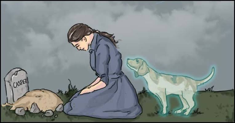 LOSING A PET IS MORE PAINFUL THAN MOST PEOPLE REALIZE